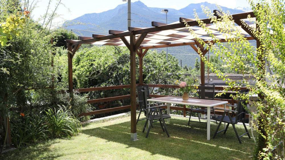 gazebo, giardino